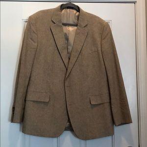 Men's linen blazer